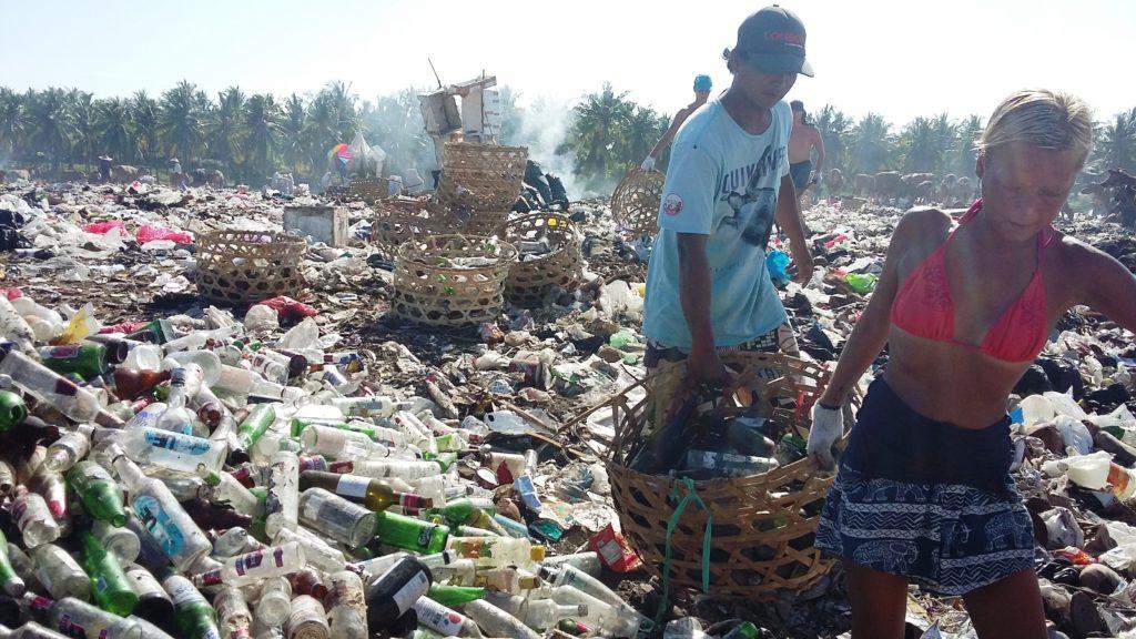 Waste Segregation in Gili
